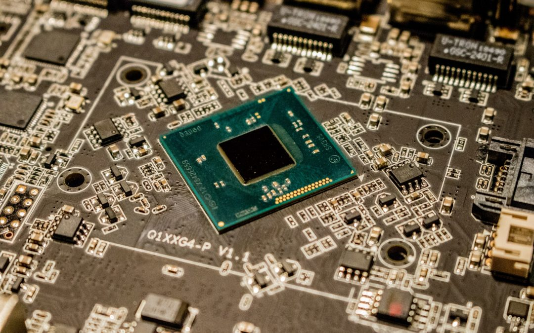 Artificial Intelligence Pushes the Boundaries of Microprocessors